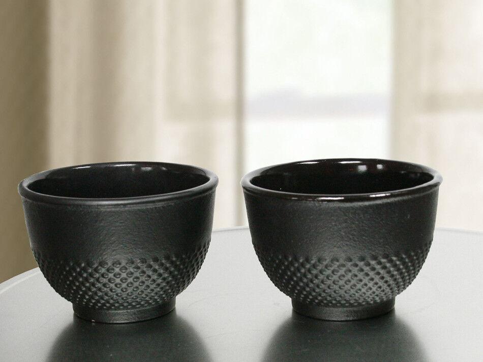 Подарок HIT Набор чугунных чашек, 2 шт, 22170602 - фото 1