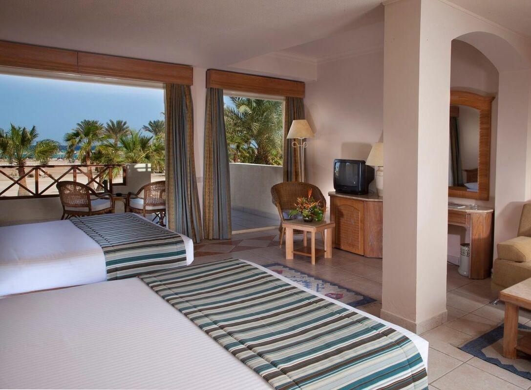 Туристическое агентство Санни Дэйс Пляжный авиатур в Египет, Хургада, Coral Beach Resort Hurghada 4* - фото 6