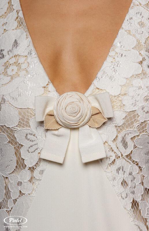 Платье женское Pintel™ Приталенное миди-платье MAURINNIKA - фото 3