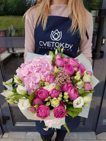 Магазин цветов Cvetok.by Букет «Мальва» - фото 3