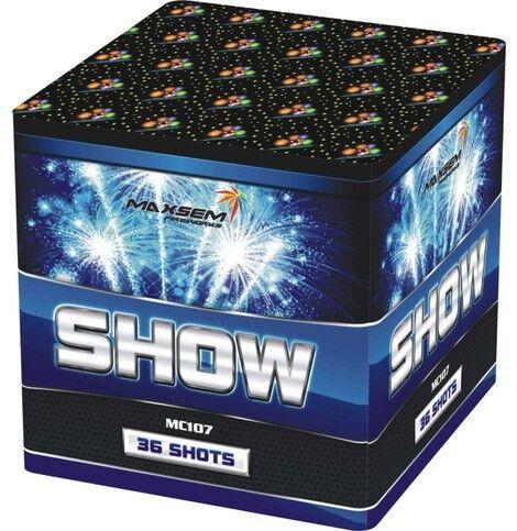 Фейерверк Maxsem Батарея салютов Show MC107 - фото 1