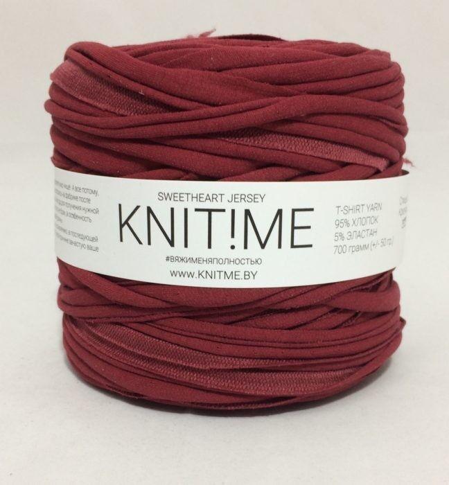 Товар для рукоделия Knit!Me Ленточная пряжа Sweetheart Jersey - SJ478 - фото 1