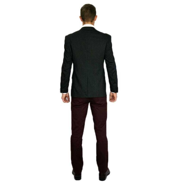 Пиджак, жакет, жилетка мужские Galano Пиджак твидовый - фото 2