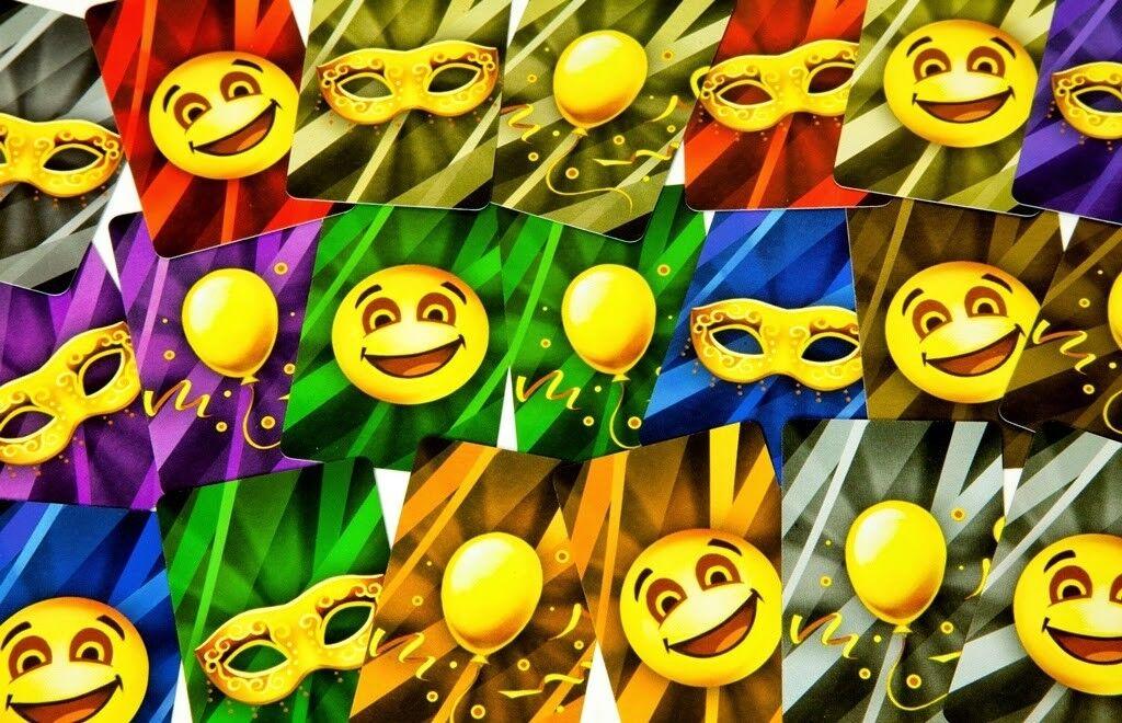 Магазин настольных игр Hobby World Настольная игра «Воображарий: Вечеринка» - фото 2