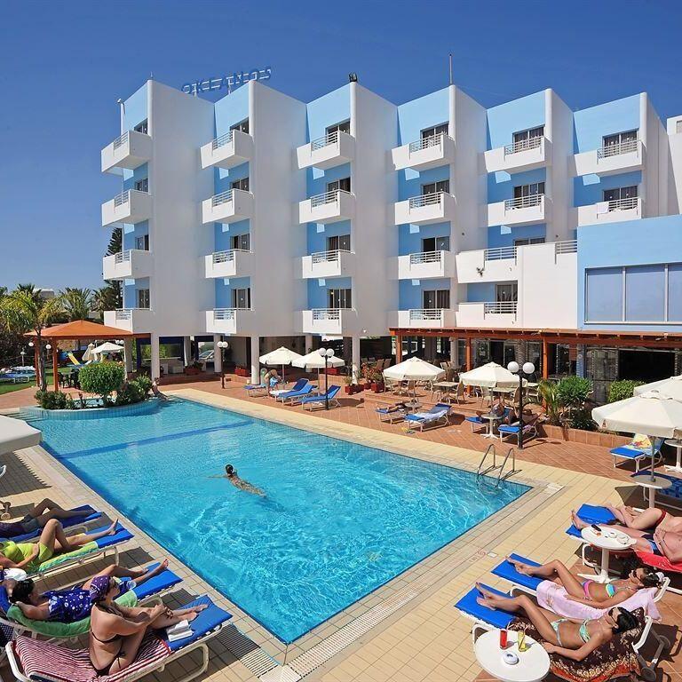 Туристическое агентство EcoTravel Пляжный тур на Кипр, Айя-Напа,  Okeanos Beach   3* - фото 1