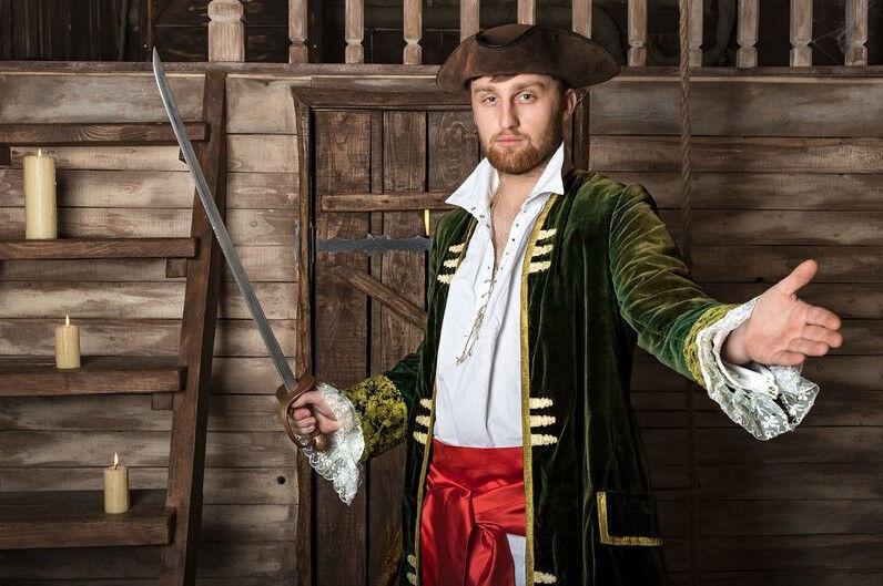 "Квест Quest Zone Квест-приключение ""Сокровища Пирата Генри Моргана"" на 4 чел. - фото 3"