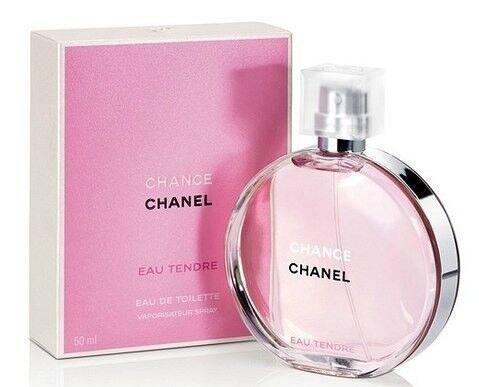 Парфюмерия Chanel Туалетная вода Chance Eau Tendre, 30 мл - фото 1