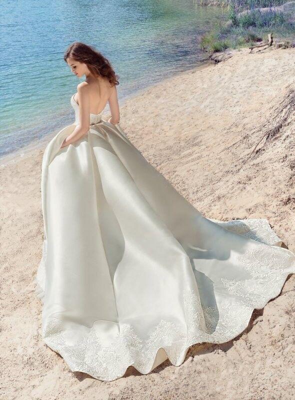 Свадебный салон Papilio Свадебное платье «Дронго» 1747Lb - фото 2