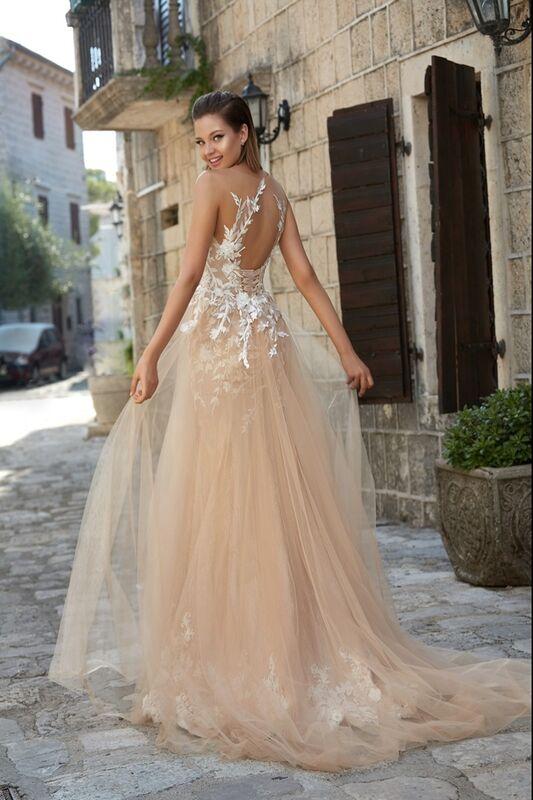 Свадебное платье напрокат Armonia Свадебное платье Phoenix - фото 2