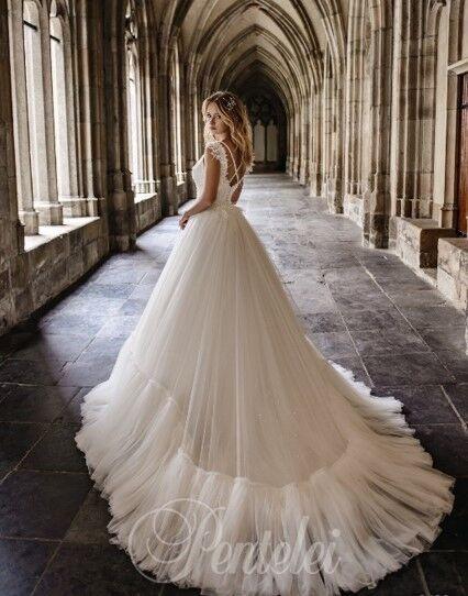 Свадебное платье напрокат Lavender Свадебное платье Penelopa - фото 1
