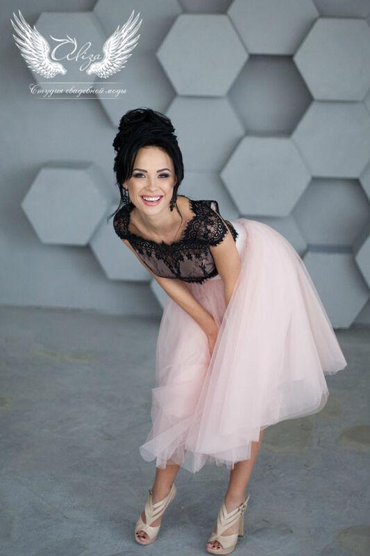 """Вечернее платье ALIZA Вечернее платье """"Вероника 2"""" - фото 5"""