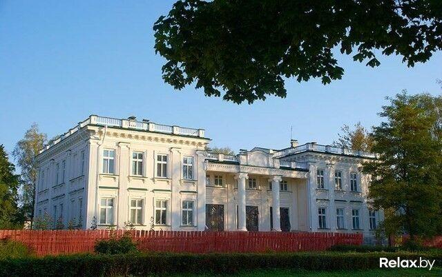 Достопримечательность Дворец Друцких-Любецких Фото - фото 2