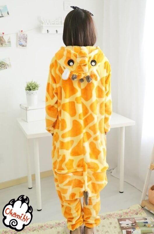 Подарок Taicang Soft Пижама кигуруми «Жираф» - фото 4