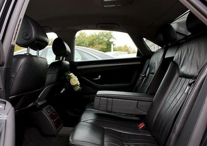 Аренда авто Audi A8 D3 - фото 5