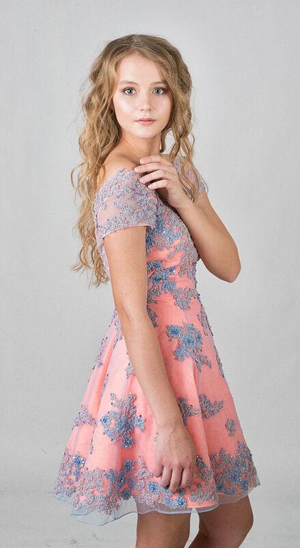 Вечернее платье Sherri Hill Вечернее платье 523 - фото 3