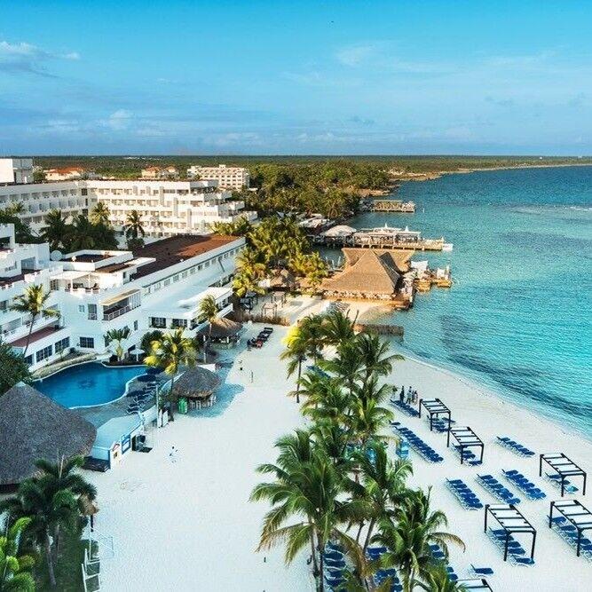 Туристическое агентство Denvi Travel Пляжный авиатур в Доминикану, Бока-Чика, Be Live Hamaca Beach 4* - фото 1