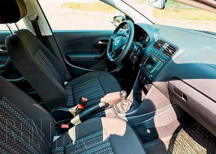 Прокат авто Volkswagen Polo Sedan 2018 г. - фото 10