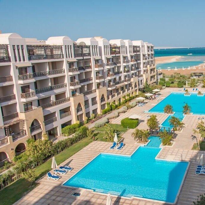 Туристическое агентство Суперформация Пляжный авиатур в Египет, Хургада, Samra Bay Hotel 4* - фото 1