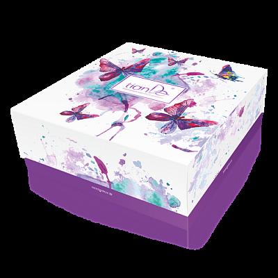 Подарок tianDe Коробка подарочная «Бабочки» - фото 1