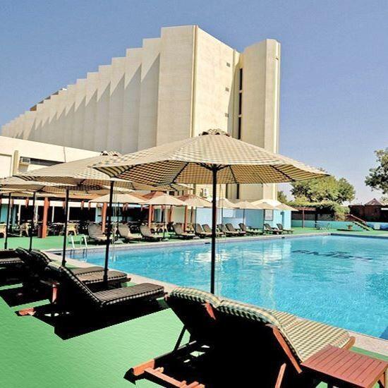 Туристическое агентство Вокруг Света Пляжный тур в ОАЭ, Рас-аль-Хайма, Bin Majib Beach Hotel 4* - фото 1