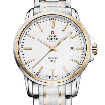 Часы Swiss Military by Chrono Наручные часы SM34039.05 - фото 1