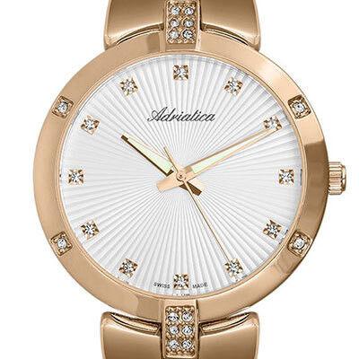 Часы Adriatica Наручные часы A3696.9143QZ - фото 1