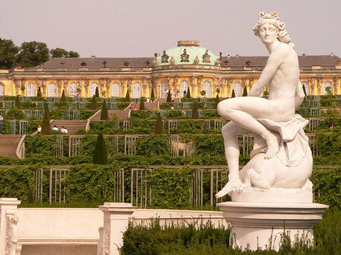 Туристическое агентство Голубой парус Автобусный экскурсионный тур «Берлин – Потсдам – Дрезден» - фото 5
