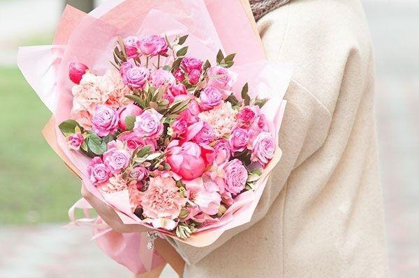 Магазин цветов Цветы на Киселева Букет «Розовое облако» - фото 1