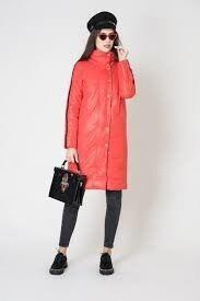 Верхняя одежда женская Elema Пальто женское плащевое утепленное 5-8469-1 - фото 1