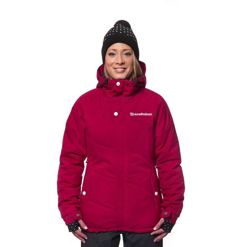 Спортивная одежда Horsefeathers Сноубордическая куртка Zoey 1415 фиолетовый - фото 1