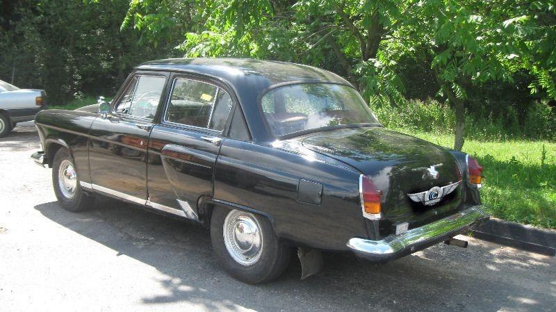 Прокат авто ГАЗ 21 Волга - фото 2
