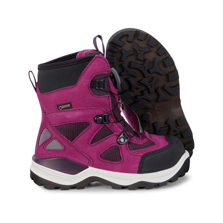 Обувь детская ECCO Ботинки детские SNOW MOUNTAIN 710232/52936 - фото 8