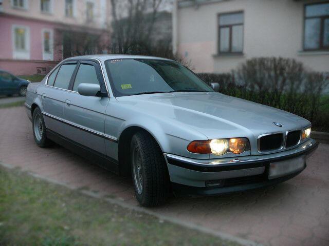 Прокат авто BMW 730D E38 2001 год - фото 1