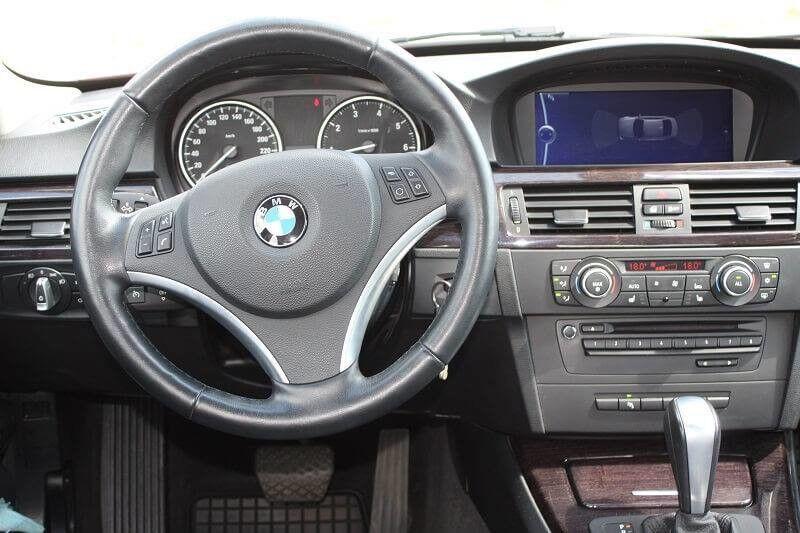 Аренда авто BMW 320 2012 г.в. - фото 3
