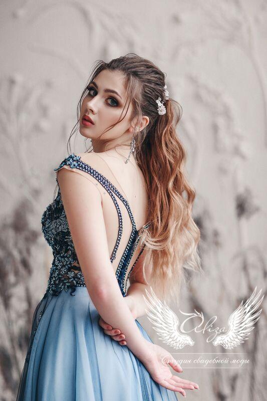 """Вечернее платье ALIZA вечернее платье  """"Allison"""" - фото 2"""