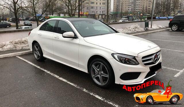 Прокат авто Mercedes-Benz C-class AMG - фото 1