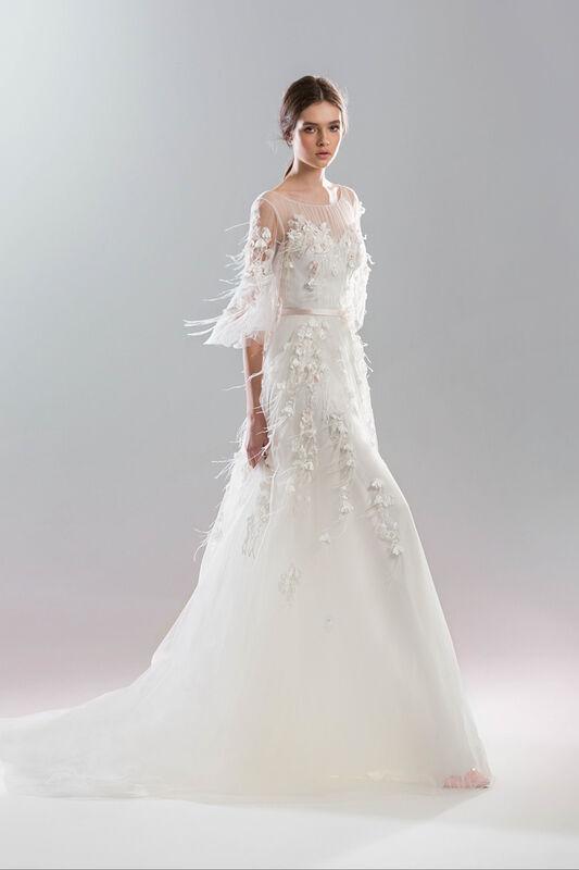 Свадебный салон Papilio Свадебное платье «Дюна» - фото 1