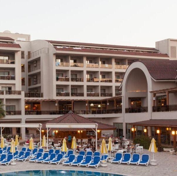 Туристическое агентство EcoTravel Пляжный авиатур в Турцию, Сиде, Seher Sun Palace Resort & Spa 5* - фото 1