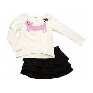 Платье детское Mini Maxi Комплект для девочки UD0425/UD0426 - фото 1