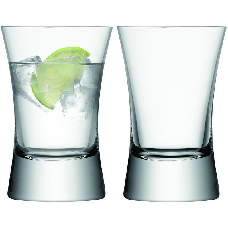 Подарок LSA International Набор стаканов для виски 2 шт, 330 мл, «Moya», G016-09-985 - фото 1