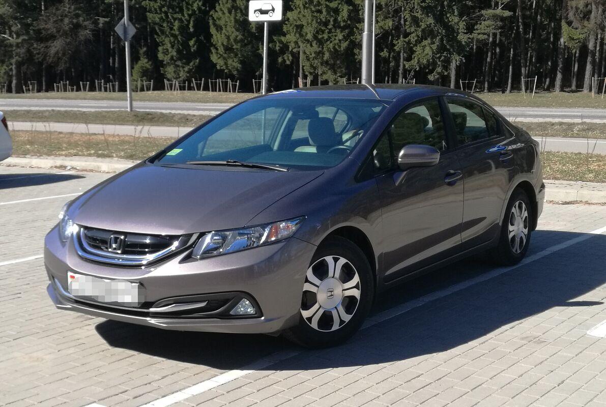 Прокат авто Honda Civic AT - фото 1