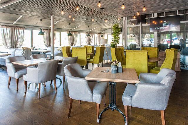 Ресторан и кафе на Новый год Публика Терраса - фото 1
