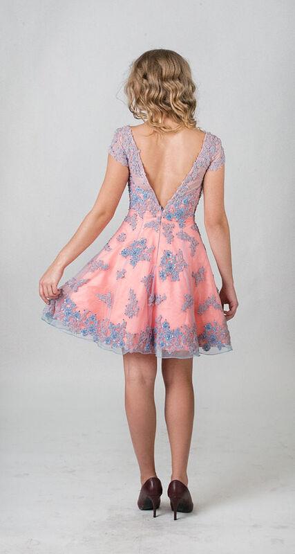 Вечернее платье Sherri Hill Вечернее платье 523 - фото 2