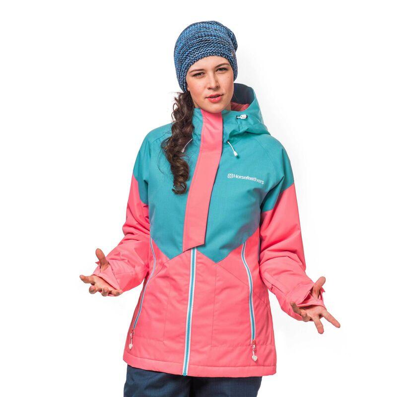 Спортивная одежда Horsefeathers Сноубордическая куртка Tamara 1617 розовый  - фото 1 71288622072