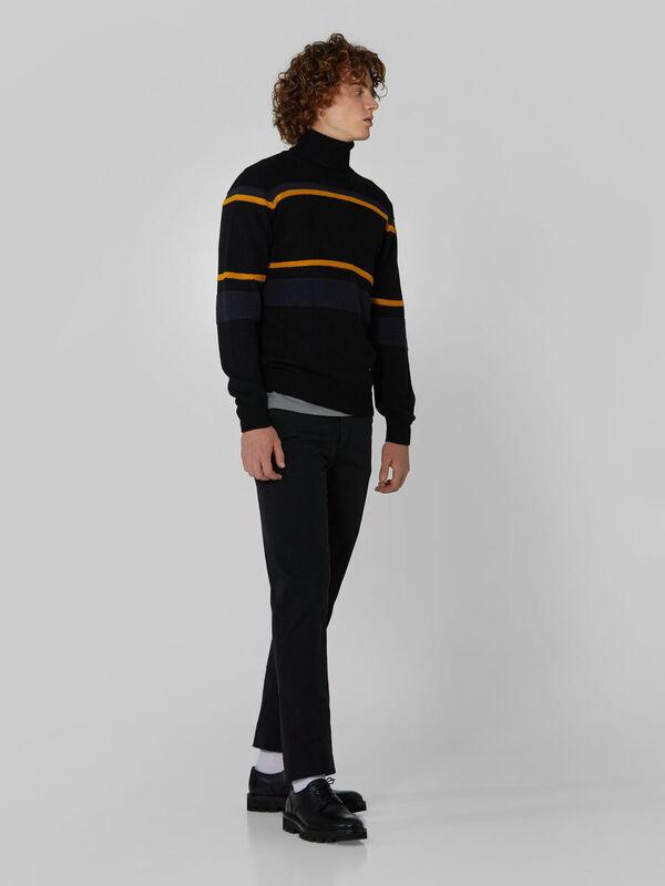 Кофта, рубашка, футболка мужская Trussardi Футболка мужская 52T00311-1T003605 - фото 3