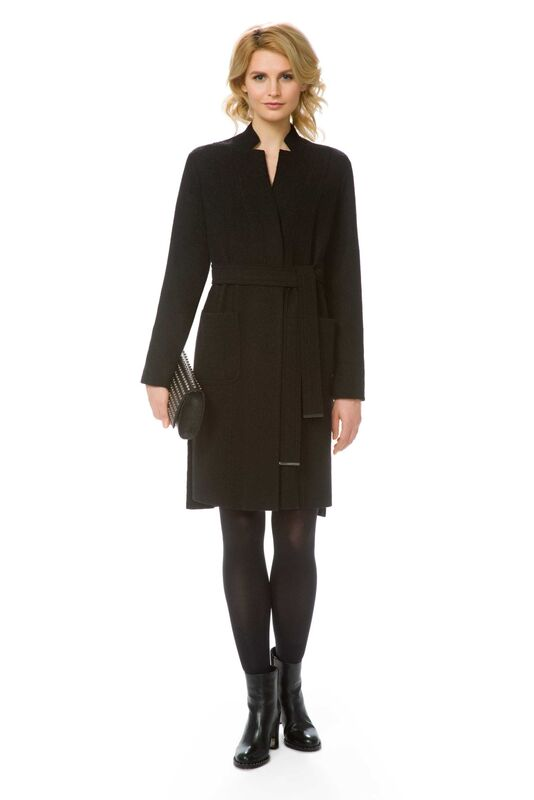 Верхняя одежда женская Elema Пальто женское демисезонное Т-6729 - фото 1