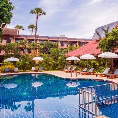 Туристическое агентство EcoTravel Пляжный авиатур в Таиланд, о. Пхукет, Phuket Island View 3* - фото 1
