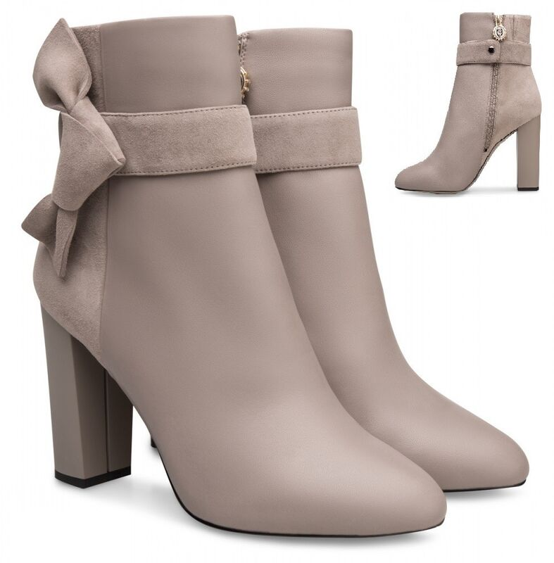 Обувь женская Alla Pugachova Ботильоны женские AP1732-21 taupe gray - фото 1
