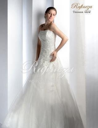 Свадебное платье напрокат Rafineza Свадебное платье Valensia - фото 1