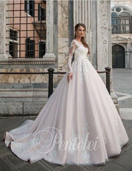Свадебное платье напрокат Lavender Свадебное платье Jannyfer - фото 2